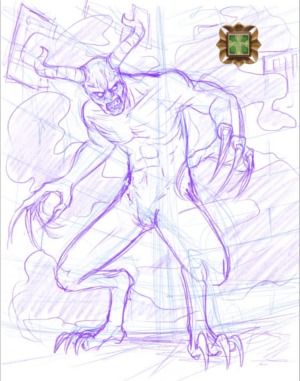 Torg Eternity Intrus Demon Cyberpapacy