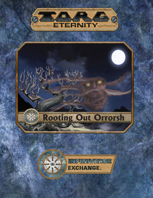 Torg Eternity Infiniverse Exchange